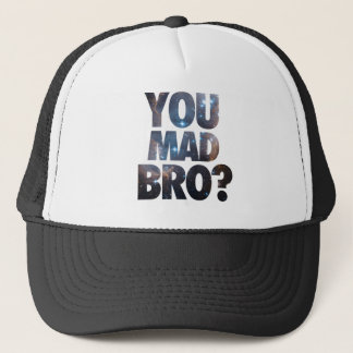 You Mad Bro (Galaxy) Trucker Hat