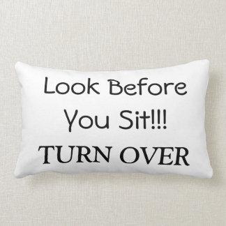 You Mad Bro Lumber Pillow