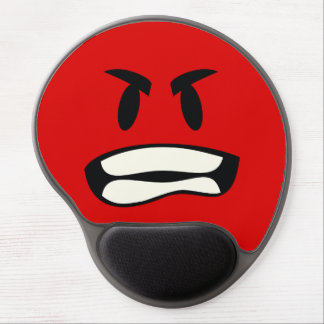 You mad bro? The rage emoji Gel Mouse Pad