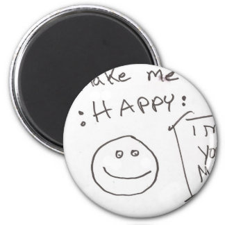 You make me So :HAPPY: i miss you so much Magnet