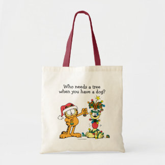 You Make the Holidays Happier Canvas Bag