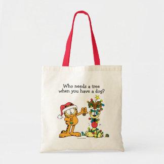 You Make the Holidays Happier Budget Tote Bag