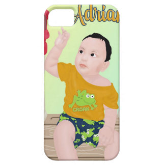 YOU MARRY WITH CARICATURE DESIGN iPhone 5 COVER