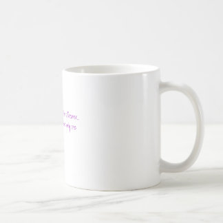You May Say I'm a Dreamer Coffee Mug