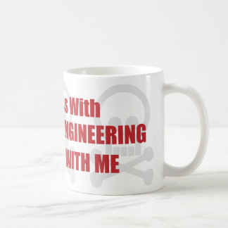 You Mess With Biomedical Engineering You Mess With Mugs