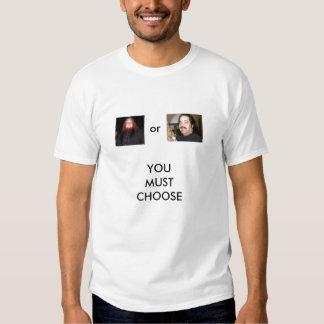 You Must Choose Tees