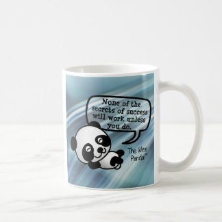 You must work hard for success coffee mugs