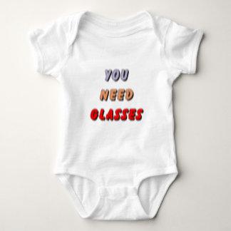 YOU NEED GLASSES T SHIRT