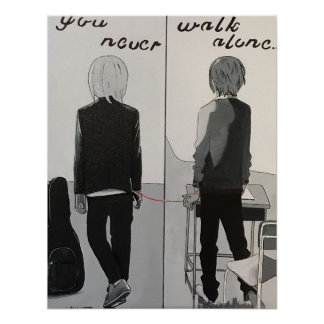 You Never Walk Alone Poster