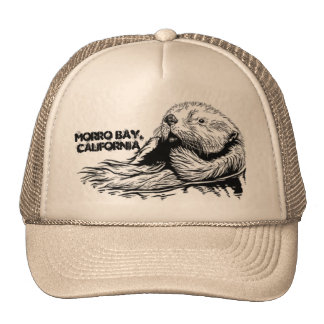 You Otter Be In Morro Bay Hat