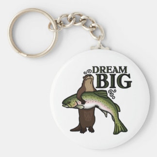 You Otter Dream Big Key Ring