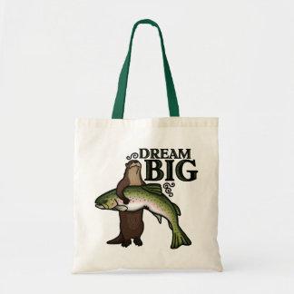 You Otter Dream Big Tote Bag