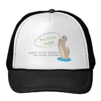 You Otter Help! Cap