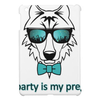 You party is my pregame iPad mini covers