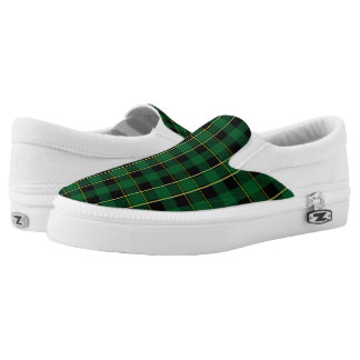 You Plaid! Printed Shoes