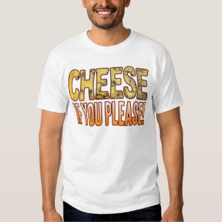 You Please Blue Cheese T Shirt