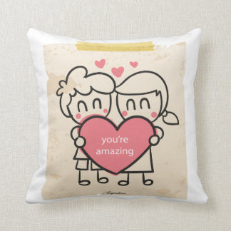 You plows amazing cushion