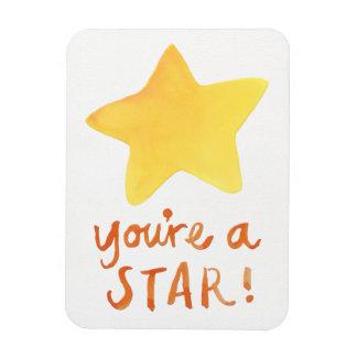 You re a Star Premium Flexi Magnet