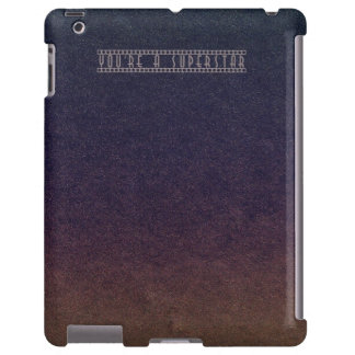You re A Superstar iPad Case