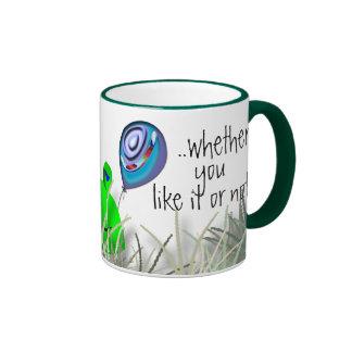 You re gonna have fun coffee mugs