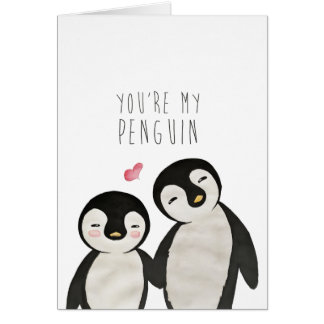 You're my Penguin Card