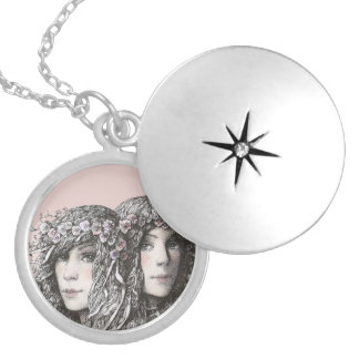 YOU`RE MY SOUL MATE! SILVER PLATED NECKLACE