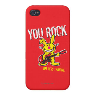 You Rock iPhone 4/4S Cover