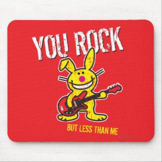 You Rock Mouse Mat