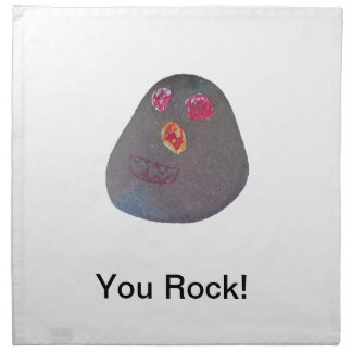 You Rock Napkin