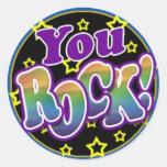 You Rock! Sticker