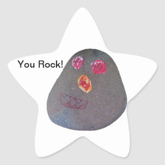 You Rock! Stickers