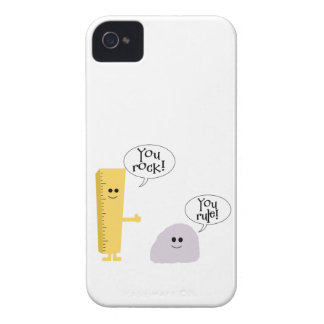 You rock You rule Case-Mate iPhone 4 Case