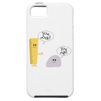 You rock You rule iPhone 5 Covers