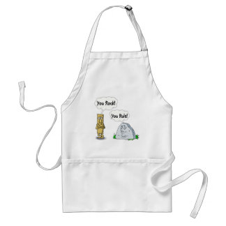 You Rock, You Rule Standard Apron