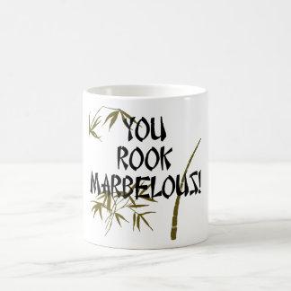 YOU ROOK MARBELOUS COFFEE MUG