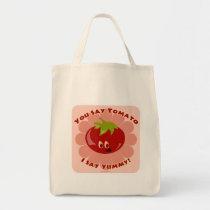 You Say Tomato! Tote Bag