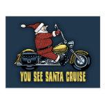 You See Santa Cruise