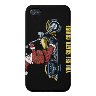 You See Santa Cruise iPhone 4/4S Cases