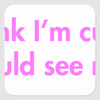 you-should-see-my-aunt-fut-pink.png square sticker