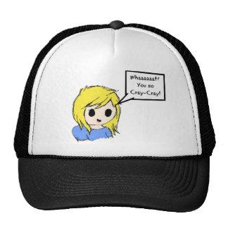You So Cray-Cray Trucker Hat