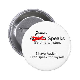 You Speak - Customizable Autism Button