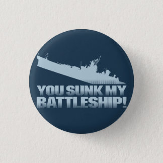 You sunk my battleship! Retro Flair Button