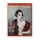 You Sunny Southern Smile Ziegfeld Follies Songbook Postcard