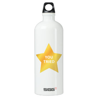 You Tried SIGG Traveler 1.0L Water Bottle