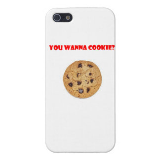 You Wanna Cookie? iPhone 5/5S Cases