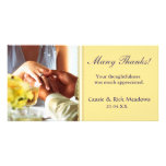 You Wear My Ring Photo Greeting Card