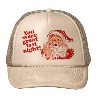 You Were Great Last Night Mesh Hat