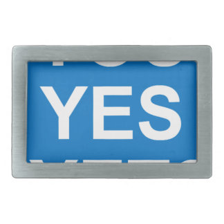 You Yes Yet? Belt Buckles