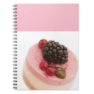 yougyrt cake notebook