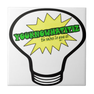 Youknowhatitiz collection small square tile